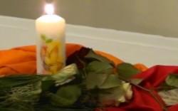 Gedenkfeier für die Opfer des Brandanschlages von Schwandorf