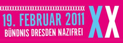 Februar 2011 - Dresden Nazifrei