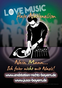 Motiv 4: Love Music - Hate Nationalism