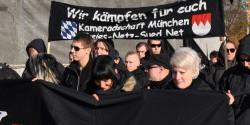 Naziaufmarsch in Wunsiedel November 2011