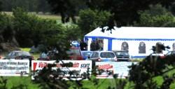 Bayerntag der NPD 2012 in Schwarzach, Foto: R. Löster