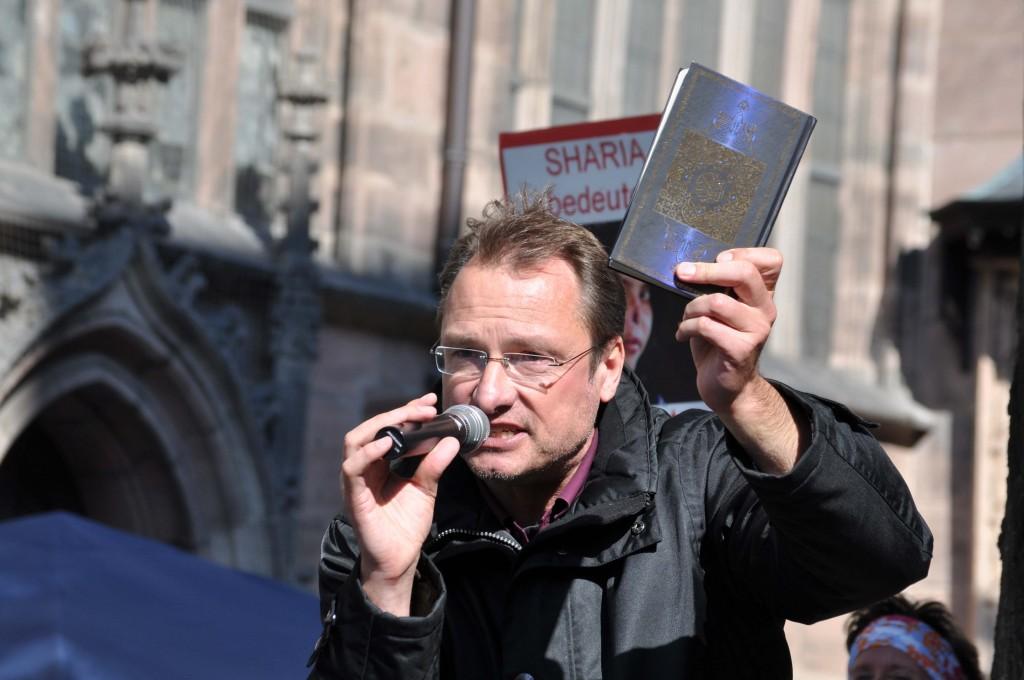 Michael Stürzenberger Kontakt