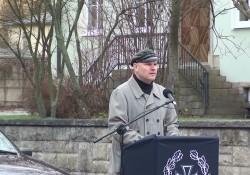 Thomas Wulff redet zum Auftakt