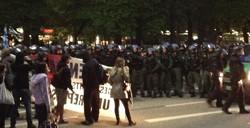 Regensburg: Blockade des Nazi-Aufmarsches