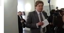 Walther (rechts) im Disput nicht nur mit Krah (mitte) - Screenshot YouTube