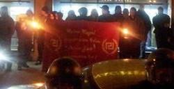 25 Nazis des FNS demonstrierten in Fürth