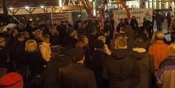 """Kundgebung gegen die """"BiSF"""" am 19. Dezember in Fürth"""