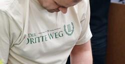 """T-Shirt der Partei """"Der Dritte Weg"""""""