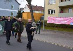 Neonazis laufen für Aussteigerinitiative – «Wenn das der Führer wüsste»