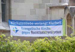 Evangelische Kirche gegen Rechtsextremismus