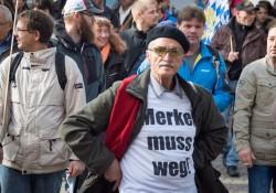 Merkel muss weg - auch bei der AfD setzt man auf Populismus ohne humane Antworten