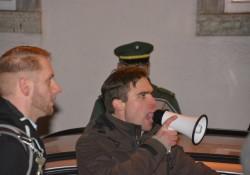 Kaupert und Altmieks bei Wügida-Demo in Würzburg