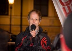 Redner Hartmut Pilch